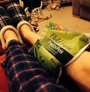 Peas and Shin Splints